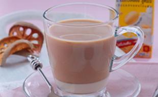นมถั่วเหลืองชามะตูม